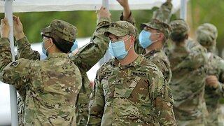 Travel Ban For Troops Extended Until June