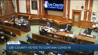 Lee County passes emergency resolution to contain Coronavirus spread