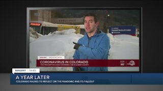 Looking back on coronavirus in Colorado a year after first case