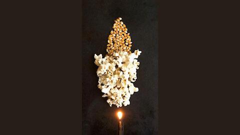 Popcorn Time | Stop Motion ASMR