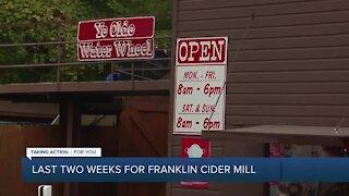 Franklin Cider Mill