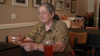 Mason City Council Member Elaine Ferris
