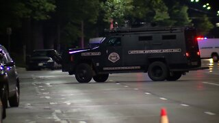 Lakewood SWAT standoff ends with male in custody, one dead outside home