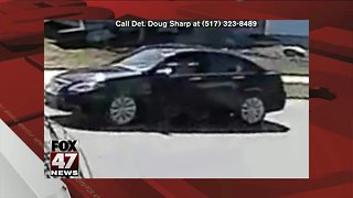 Man wanted for exposing himself