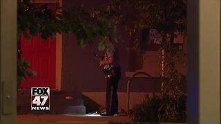 . Man hospitalized after being shot in Lansing