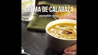 Easy Pumpkin Cream