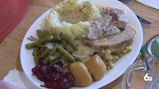 Food insecurity rising heading into the holiday season, local business steps in to help