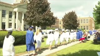 Some Buffalo parents upset with school districts's graduation restrictions