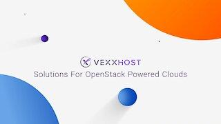 VEXXHOST OpenStack Solutions