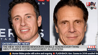 'Ignore Everything' about Andrew Cuomo