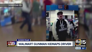 PD: Armed man forces Goodyear Walmart evacuation
