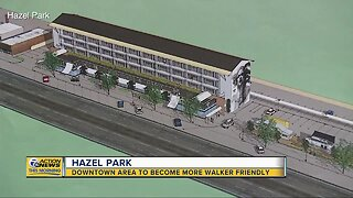 Changes are coming to downtown Hazel Park