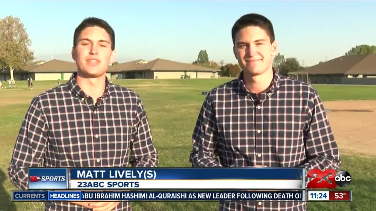 Seeing double at Highland High