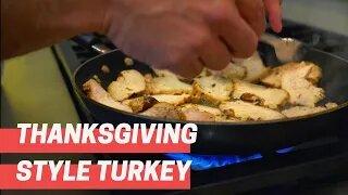 Sliced Roasted Turkey Breast From Costco | Chef Dawg