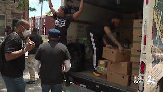 New Era Baltimore helping families