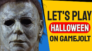 HALLOWEEN indie game | Michael Myers | PC Gaming | Indie Horror Game