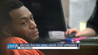 Man accused of killing mother, daughter appears in court