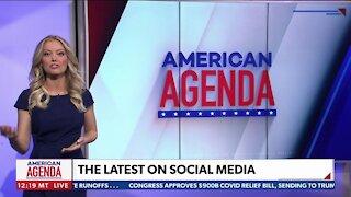 The Latest on Social Media