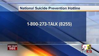 Mental health expert talks teen suicide prevention