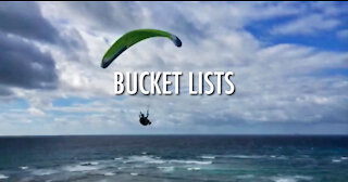 Checking Off The Bucket List (2015)