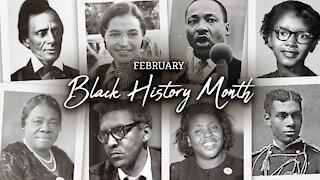 Black History Month - I