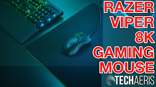 Razer Viper 8k Intro Video [Provided For Publishing By Razer]