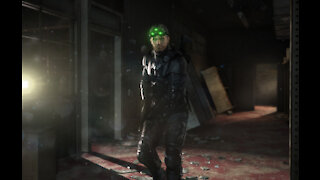 The 'Splinter Cell' VR game could have a multiplayer mode