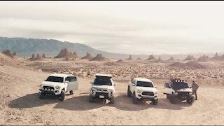 Overland Death Valley
