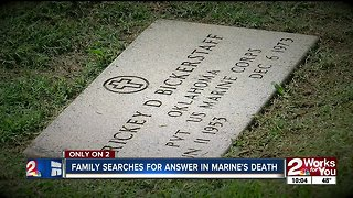 45 years later, family still hoping for answers in Marine's mysterious death
