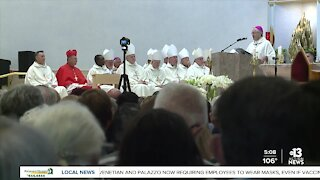 Catholic church ordains first Auxiliary Bishop in Nevada