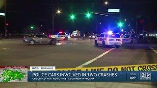 Officer Involved Crash