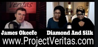 EP 57 | James Okeefe had this to say to Diamond and Silk about censorship
