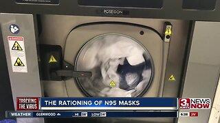 Rationing N95 masks