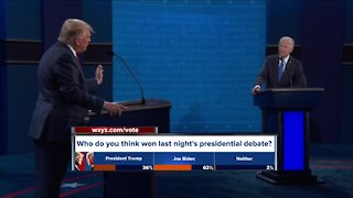 FACT CHECK: Examining claims from last Trump-Biden debate