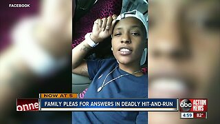 Police searching for hit-and-run suspect that killed 26-year-old woman