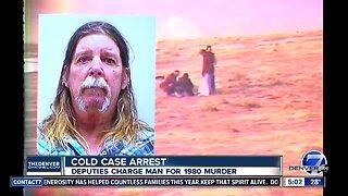 Douglas County Sheriff's Office announces arrest in 1980 cold case
