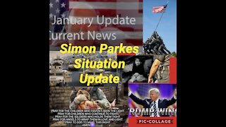 DC/inauguration Situation Update, Simon Parkes reports
