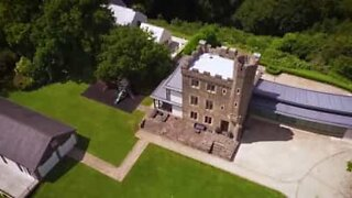 You can actually buy this Welsh castle!