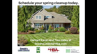 Spring Cleanup Hagerstown MD Lawn Mowing Service Washington County Maryland