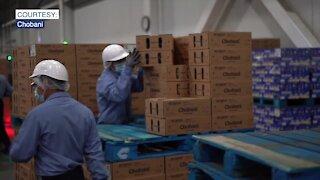 chobani compensating employees