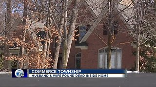 Police investigating murder-suicide in Commerce Township