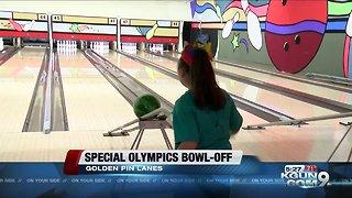 Special Olympics Arizona bowling