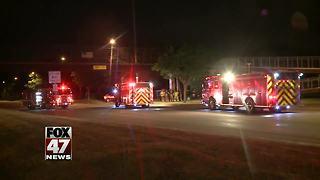 Lansing accident under investigation