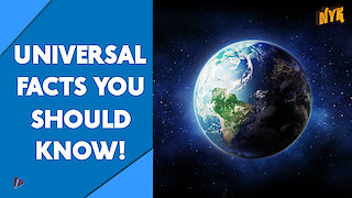 Top 4 Weird Universal Facts You Should Know About