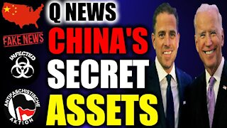 China's Unrestricted Warfare Against U.S.A. Exposes FAKE NEWS Biden Blackmail Coverup?