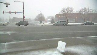 Denver road conditions