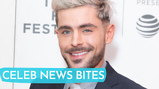 Zac Efron has a NEW MOVIE coming to Disney +!!
