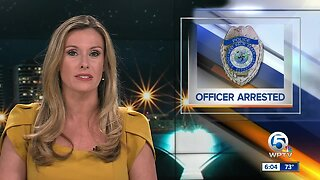 West Palm Beach police officer arrested for DUI
