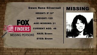 FOX Finders Missing Persons: Dawn Rene Silvernail