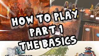 How to Play Gloomhaven Part 1 (The Basics)